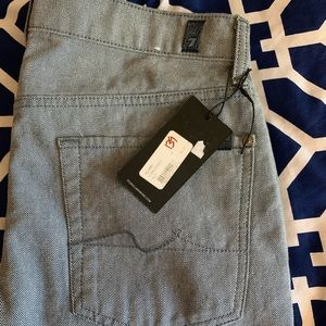 COPY - 7 for all mankind jeans men's size 32